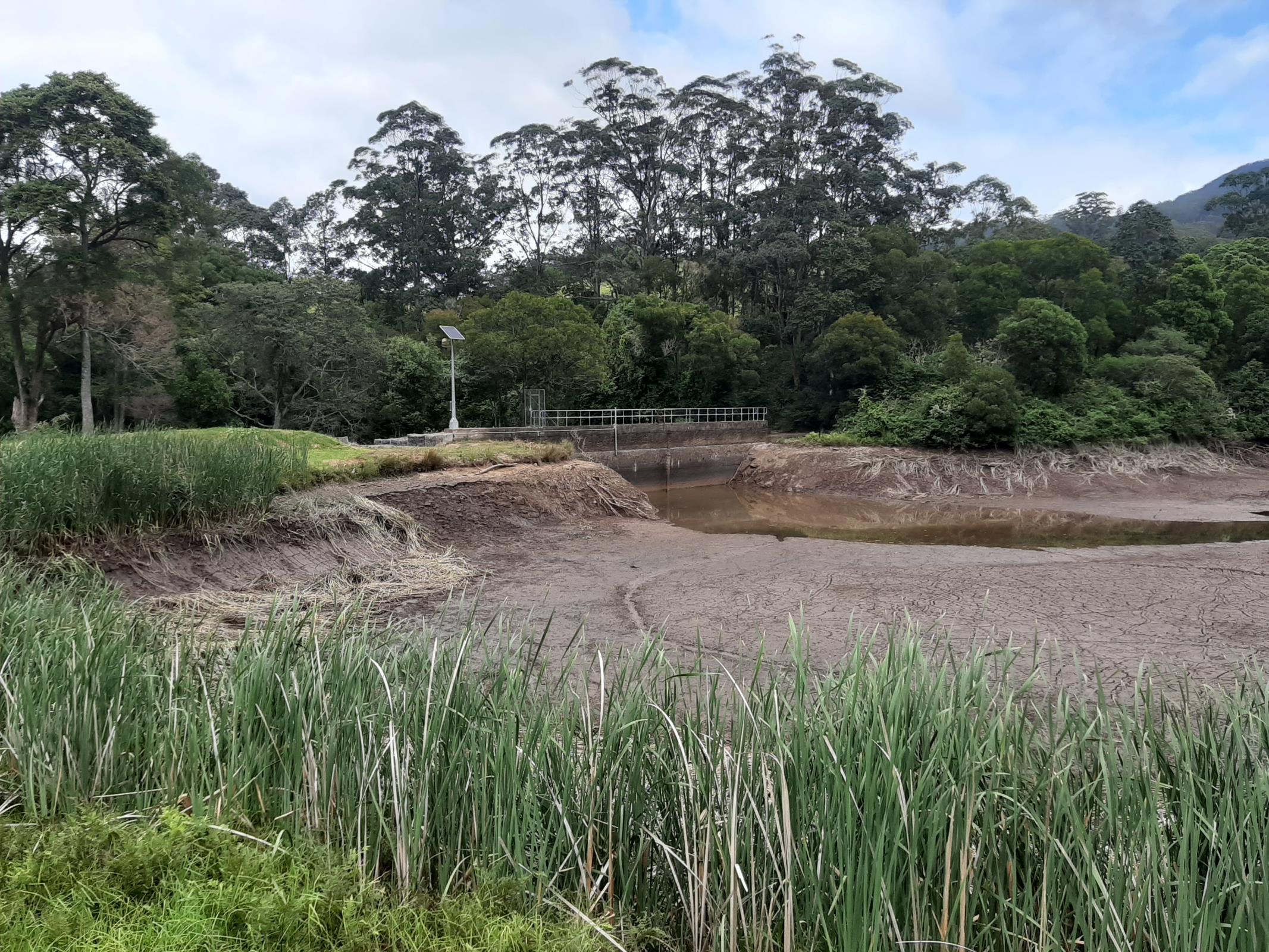 Cambewarra Dam